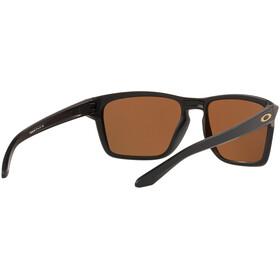 Oakley Sylas Sunglasses matte black/prizm 24k polarized